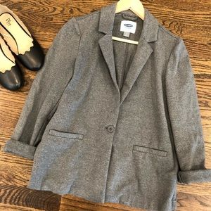 Old Navy grey jacket